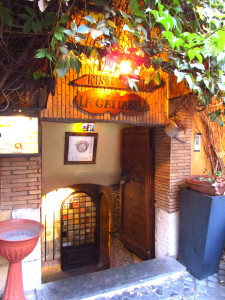 Where to Eat in Trastevere Rome La Gatta Buia Best Places trastevere restaurants