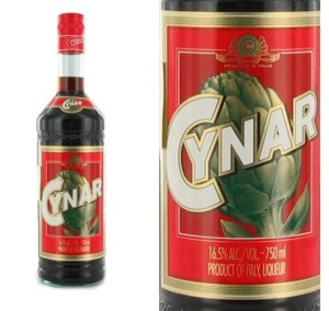 traditional italian food Cynar