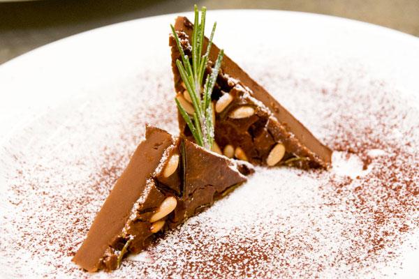 Chestnut Cake - Academia Barilla