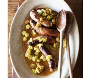 seasonal italian recipes sausages_in_the_skillet_with_grapes