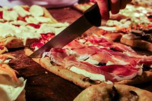 pizza al taglio food in italy
