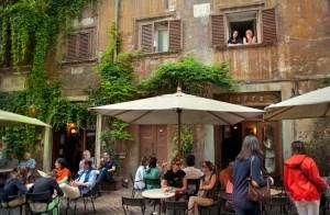 Caffe Della Pace in Italy