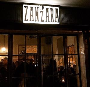 La Zanzara Rome Vatican where to eat in rome in august