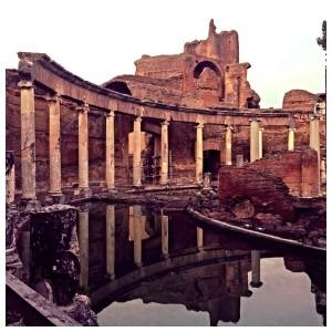 Villa-Adriana-Tivoli-The-Roman-foodie summer 2015 food events in Italy