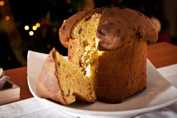 Traditional Italian Christmas Food panettone-italy-traditional-food