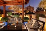 Rome's Top 5 Rooftop Bars - AlbergoCesari - The Roman Guy
