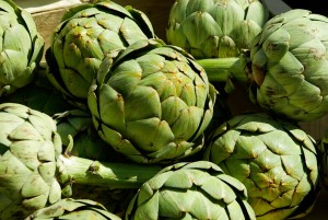 easter in italy what-to-eat-artichokes