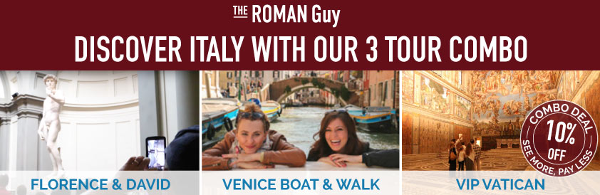 vip tour deal italy