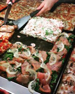 best Pizzerias in Rome taglio