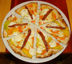 In Fucina Pizzerias in Rome