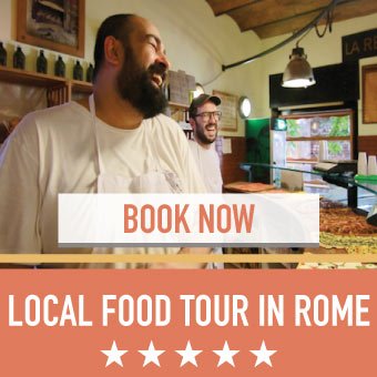 the roman foodie best food tour trastevere