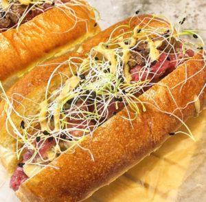 sandwich in Rome Roman Maritozzo