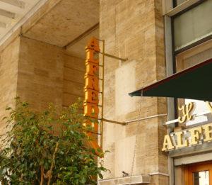 il vero alfredo - fettuccine restaurant piazza augusto imperatore-Fettuccine Alfredo
