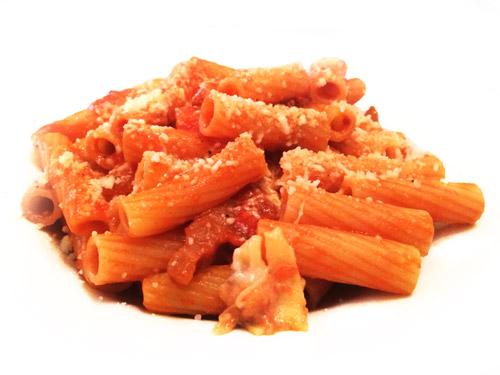 pasta amatriciana recipe rome traditional italian food