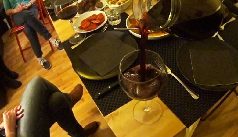thanksgiving in Rome wine and food where to celebrate