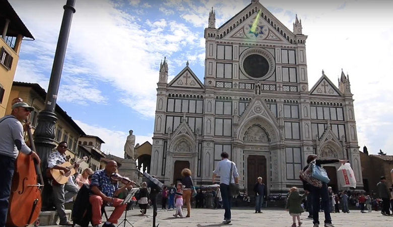 Florence romantic places music sun the roman foodie Italy