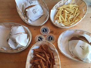 tommis burgers rome fries the roman foodie