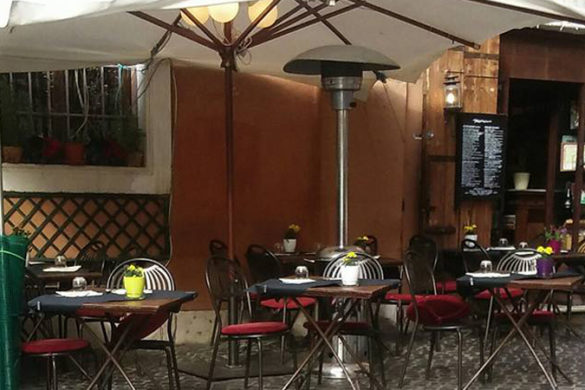 Family Friendly Restaurants in Rome