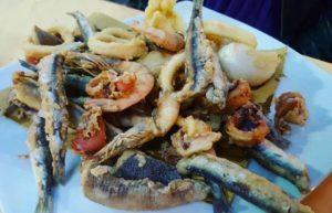 Seafood in Rome - Quinzi e Gabrieli