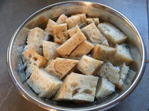 Summer italian recipes stale bread