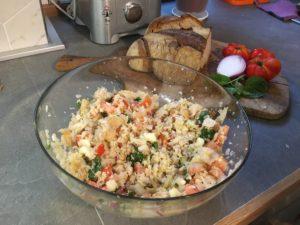 Summer italian recipes summer salad