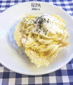 Italian cheeses Pecorino