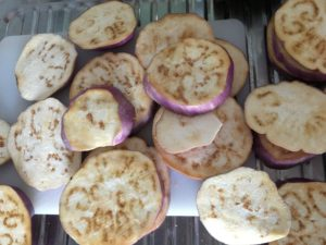 Summer italian recipes egg plant