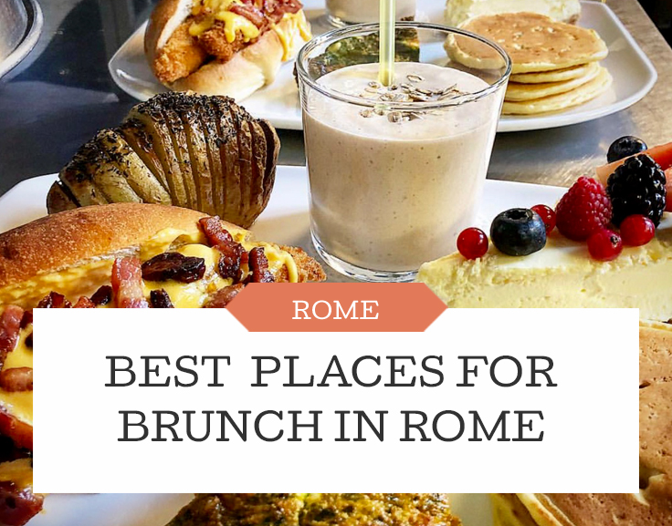 Best brunch in Rome